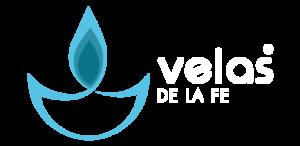 Logo Velas de la Fe horizontal footer
